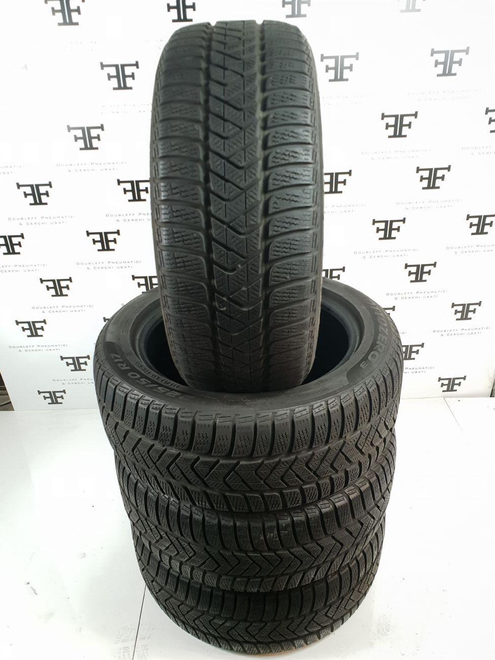pneumatici 225 50 r17 94 h pirelli winter sottozero 3. Black Bedroom Furniture Sets. Home Design Ideas