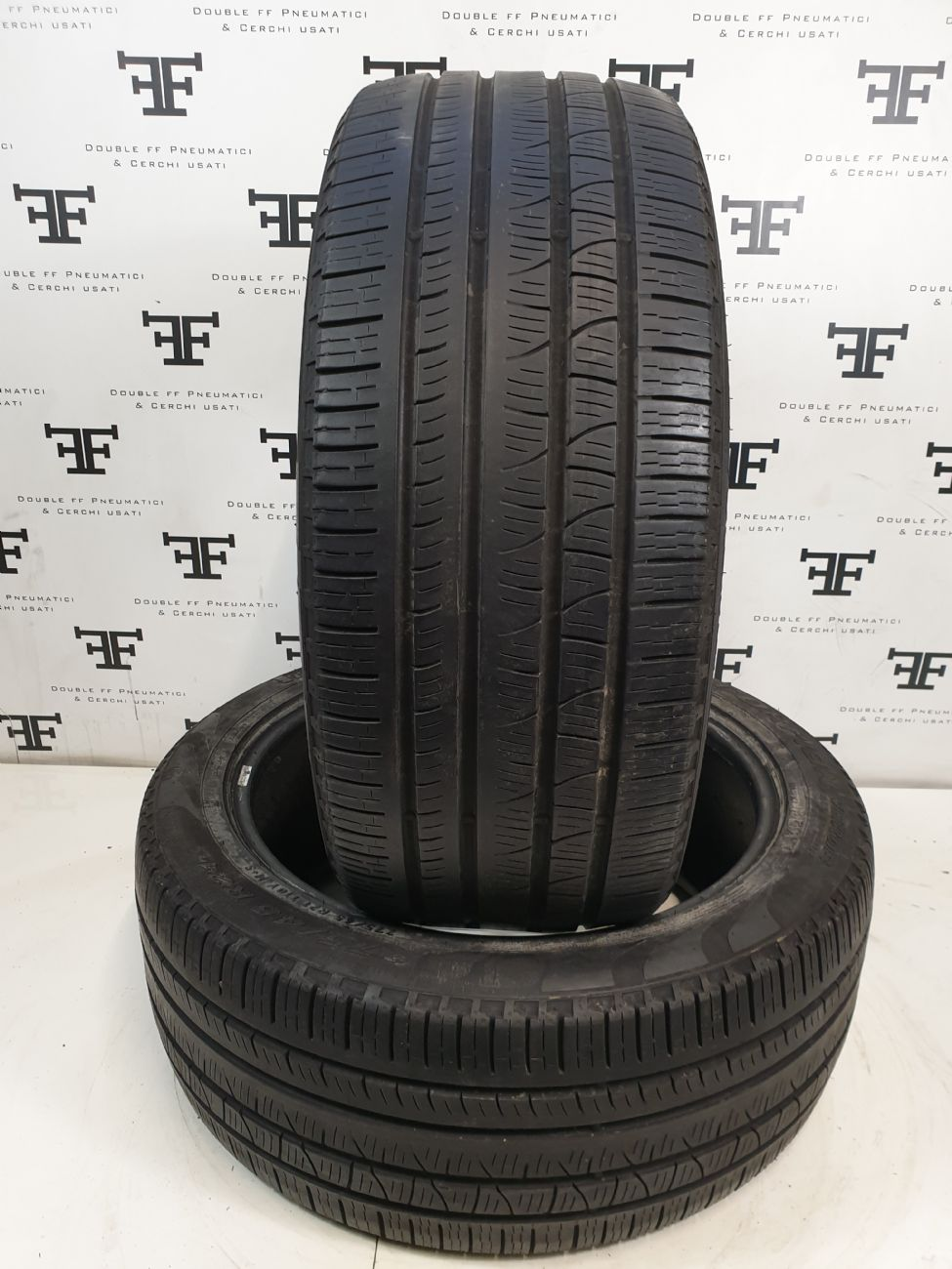 Pneumatici 275 45 R21 110 Y PIRELLI SCORPION VERDE ALL SEAS 4 seasons usati 140€