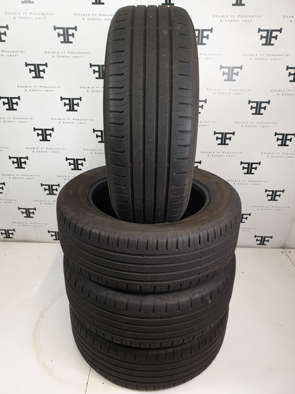 205/60 R16 92 W CONTINENTAL ContiEcoContact 5