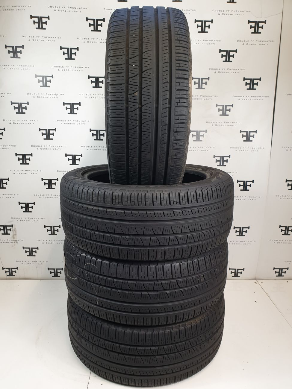 Pneumatici 275 45 R21 110 Y PIRELLI SCORPION VERDE ALL SEASON 4 seasons usati 350€