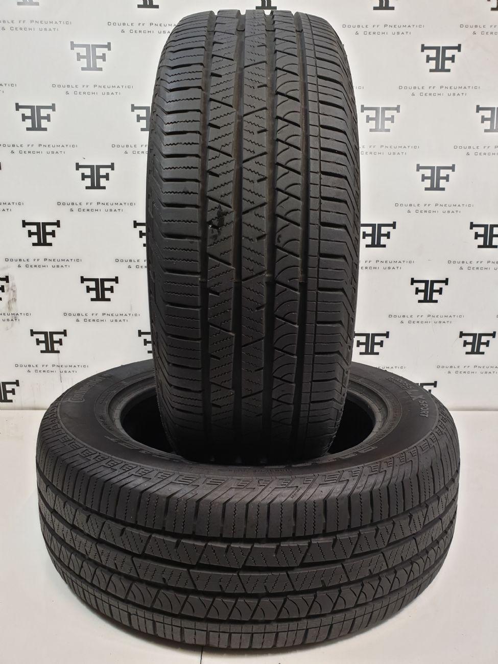 235/55 R19 105 W CONTINENTAL CONTICROSSCONTACT LX SPORT M+S