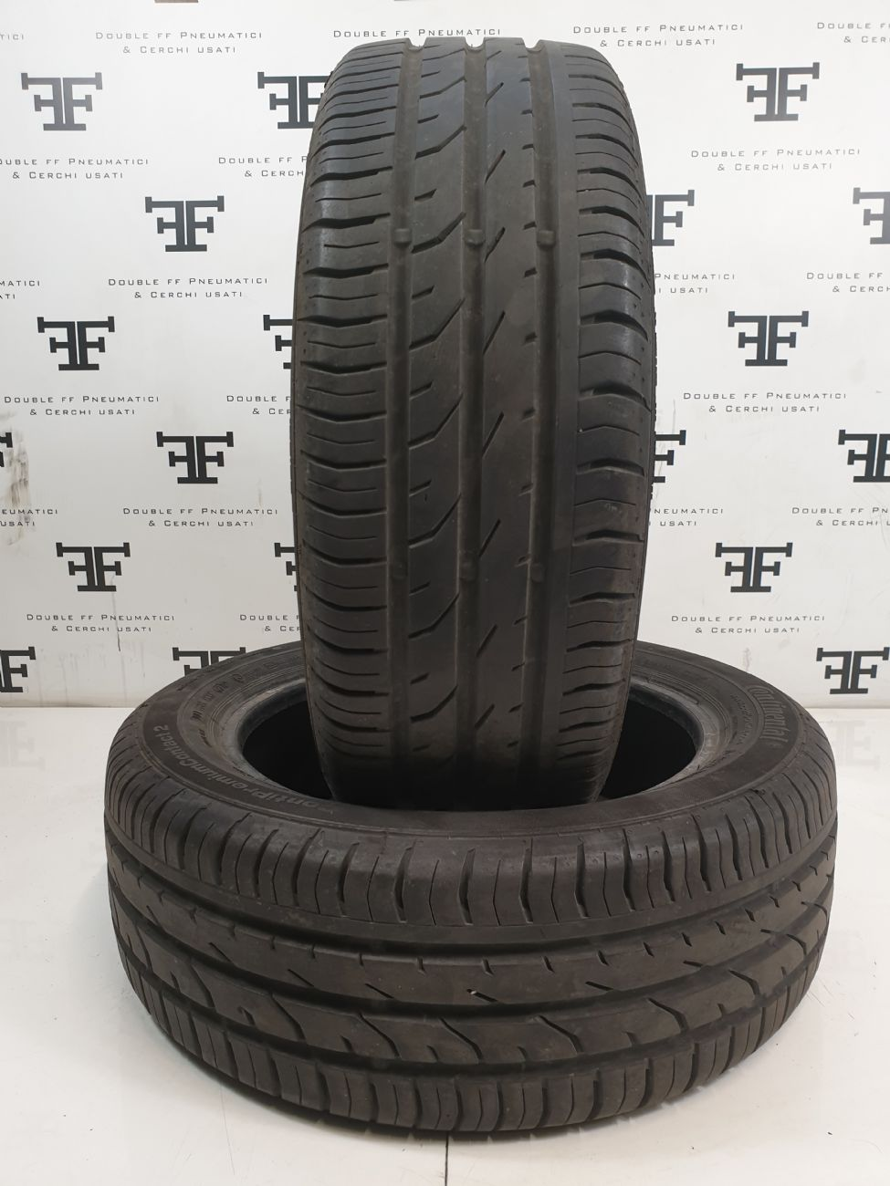 185/55 R15 82 H CONTINENTAL ContiPremiumContact 2