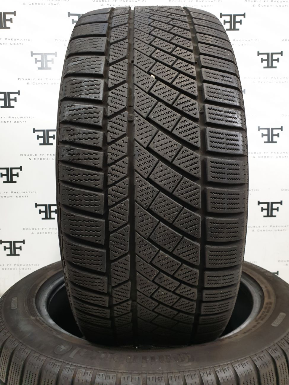 Pneumatici 255 50 R19 107 V CONTINENTAL ContiWinterContact TS 830 P invernale RUNFLAT usati 220€
