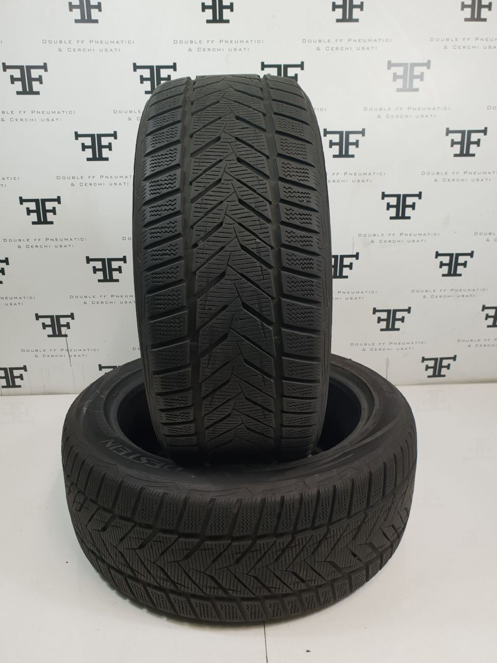 Pneumatici 215 50 R17 95 Y VREDESTEIN WINTRAC EXTREME S invernale usati 100€