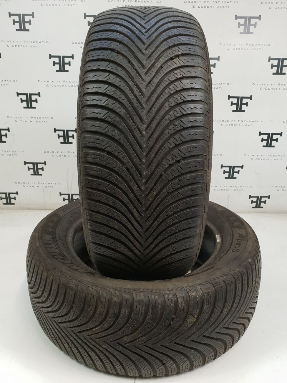 195/55 R16 91 T MICHELIN ALPIN 5