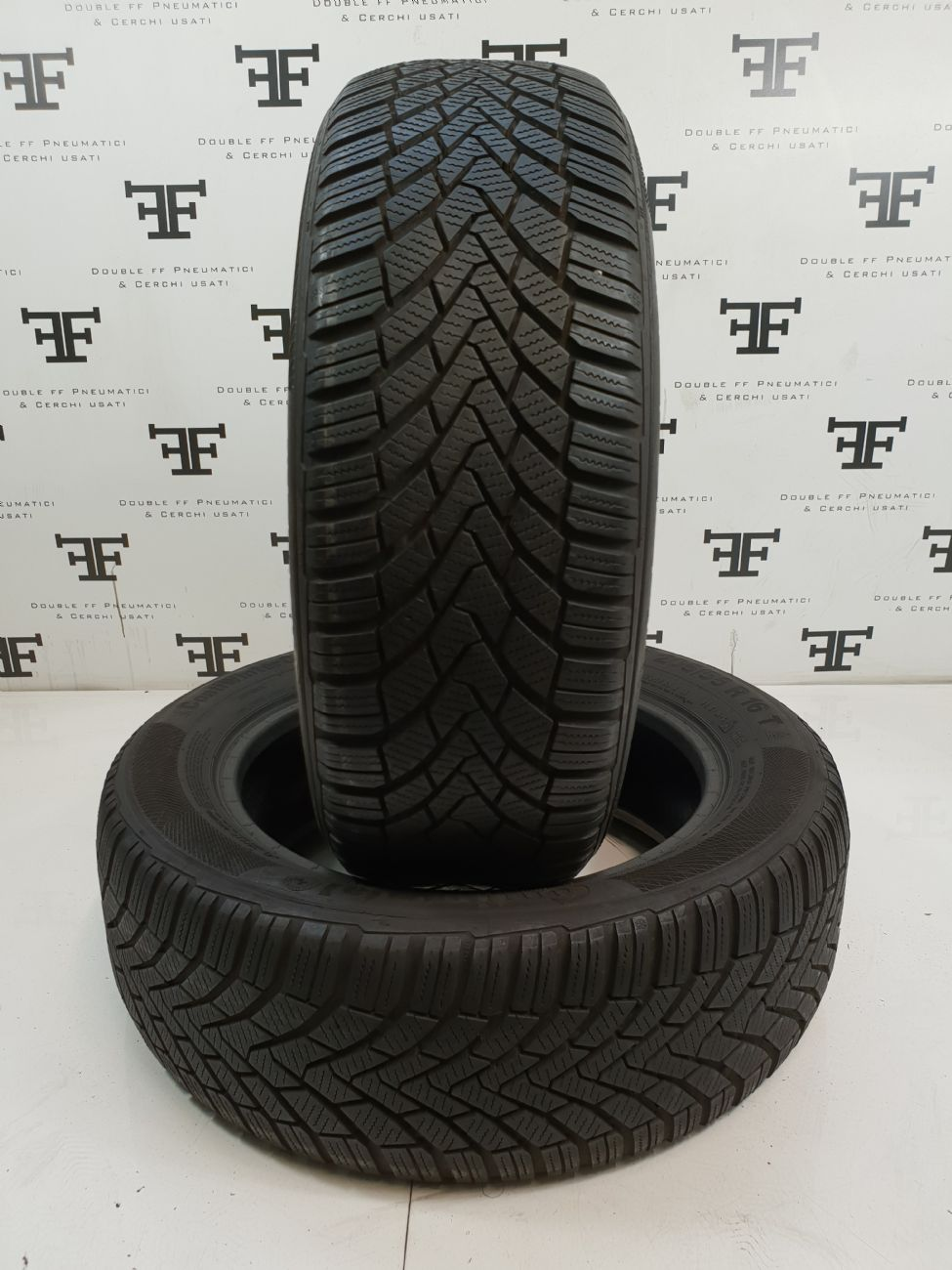 205/55 R16 91 H CONTINENTAL CONTIWINTERCONTACT TS850