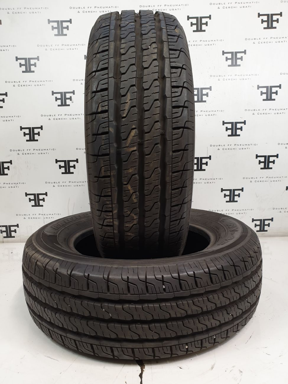 215/65 R16C 109/107 T RADAR (MICHELIN) RV-45 M+S DEMONTE
