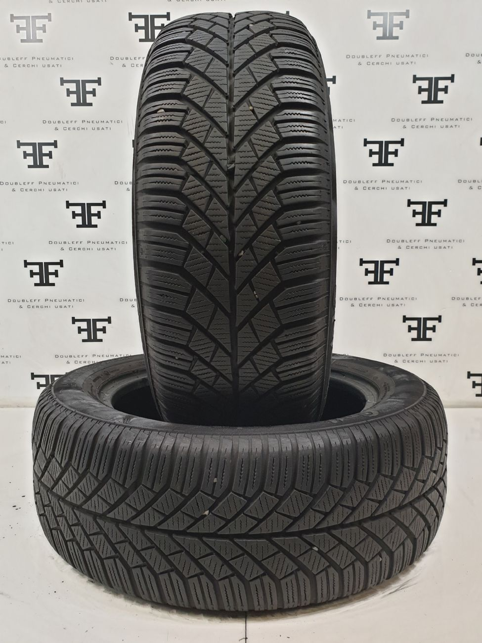 215/55 R16 97 H CONTINENTAL ContiWinterContact TS830 DEMONTE