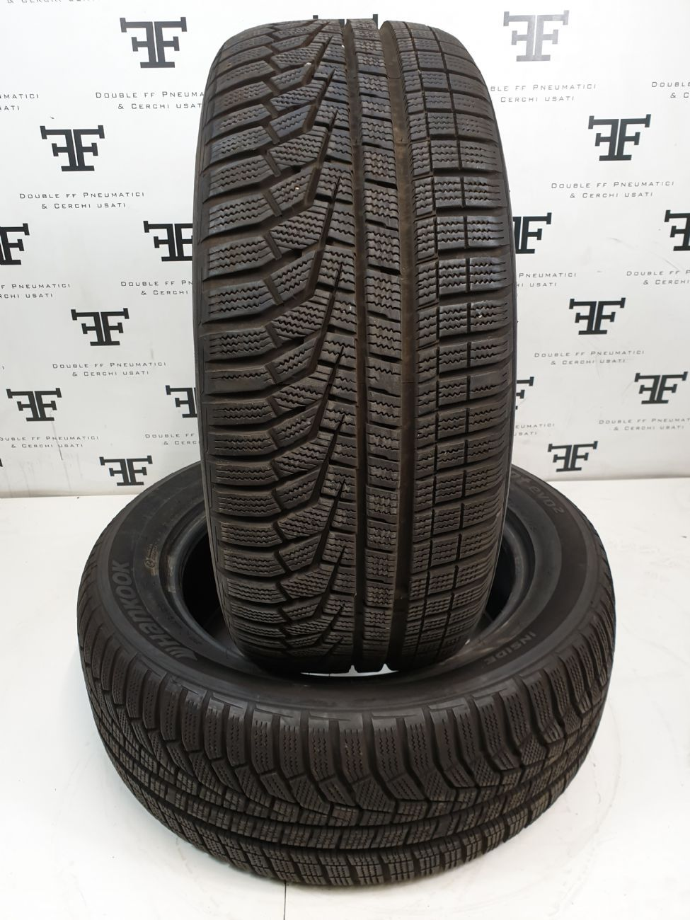 225/50 R18 99 V HANKOOK WINTER I*CEPT EVO2