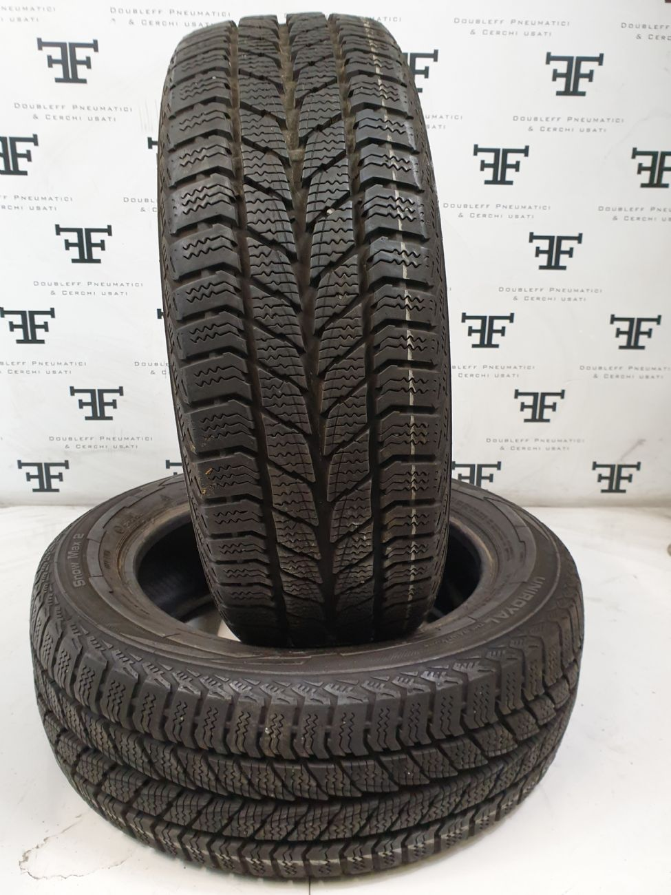 195/60 R16C 99/97 T UNIROYAL SNOW MAX 2 DEMONTE