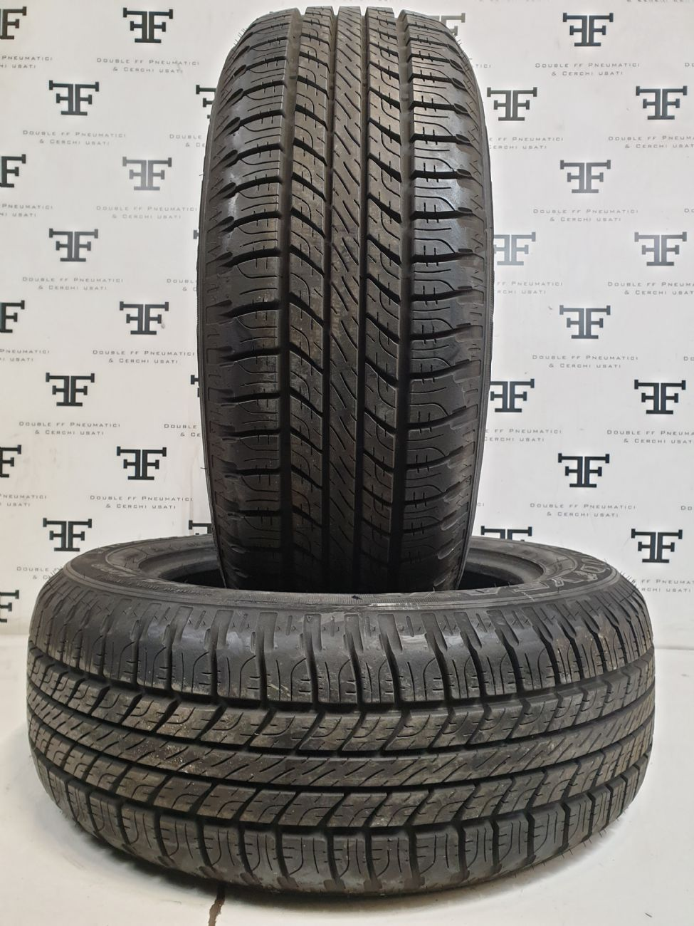 245/60 R18 105 H GOODYEAR WRANGLER HP ALL WEATHER DEMONTE