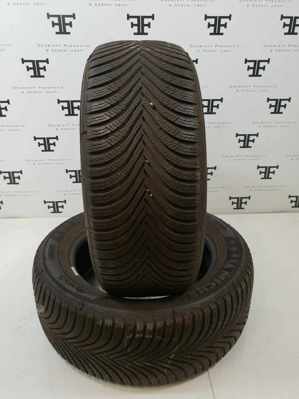 215/45 R16 90 V MICHELIN ALPIN 5