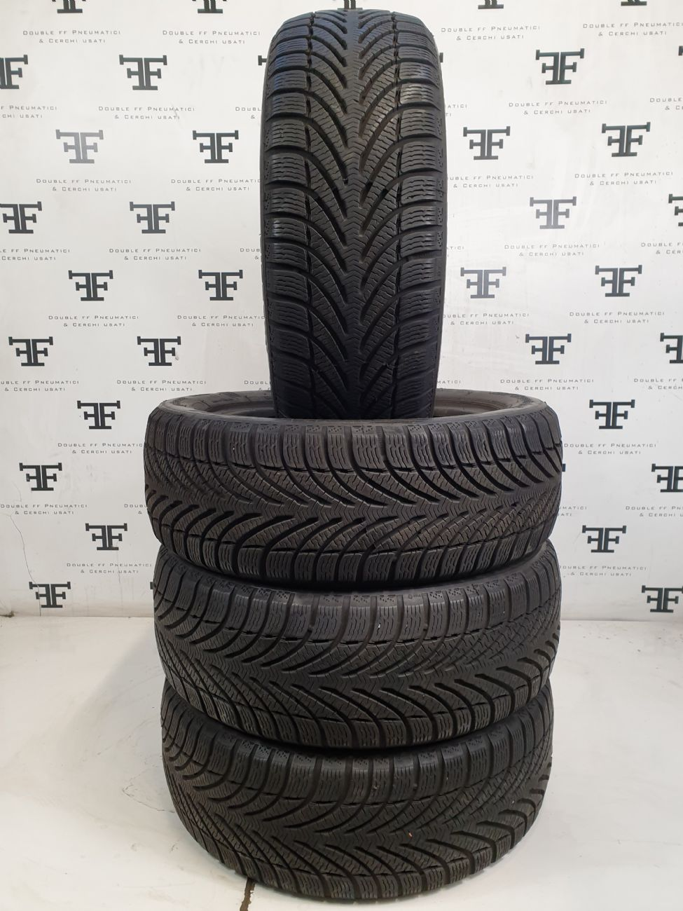 185/60 R15 88 T BF GOODRICH G FORCE WINTER