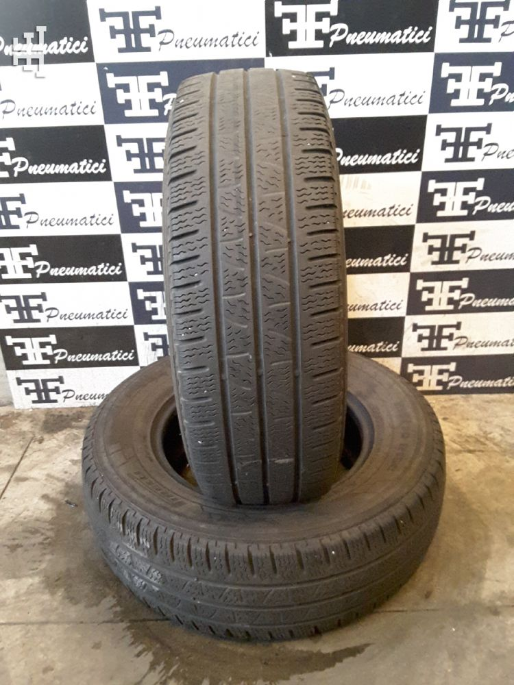 215/70 R15C 109/107S PIRELLI CARRIER WINTER