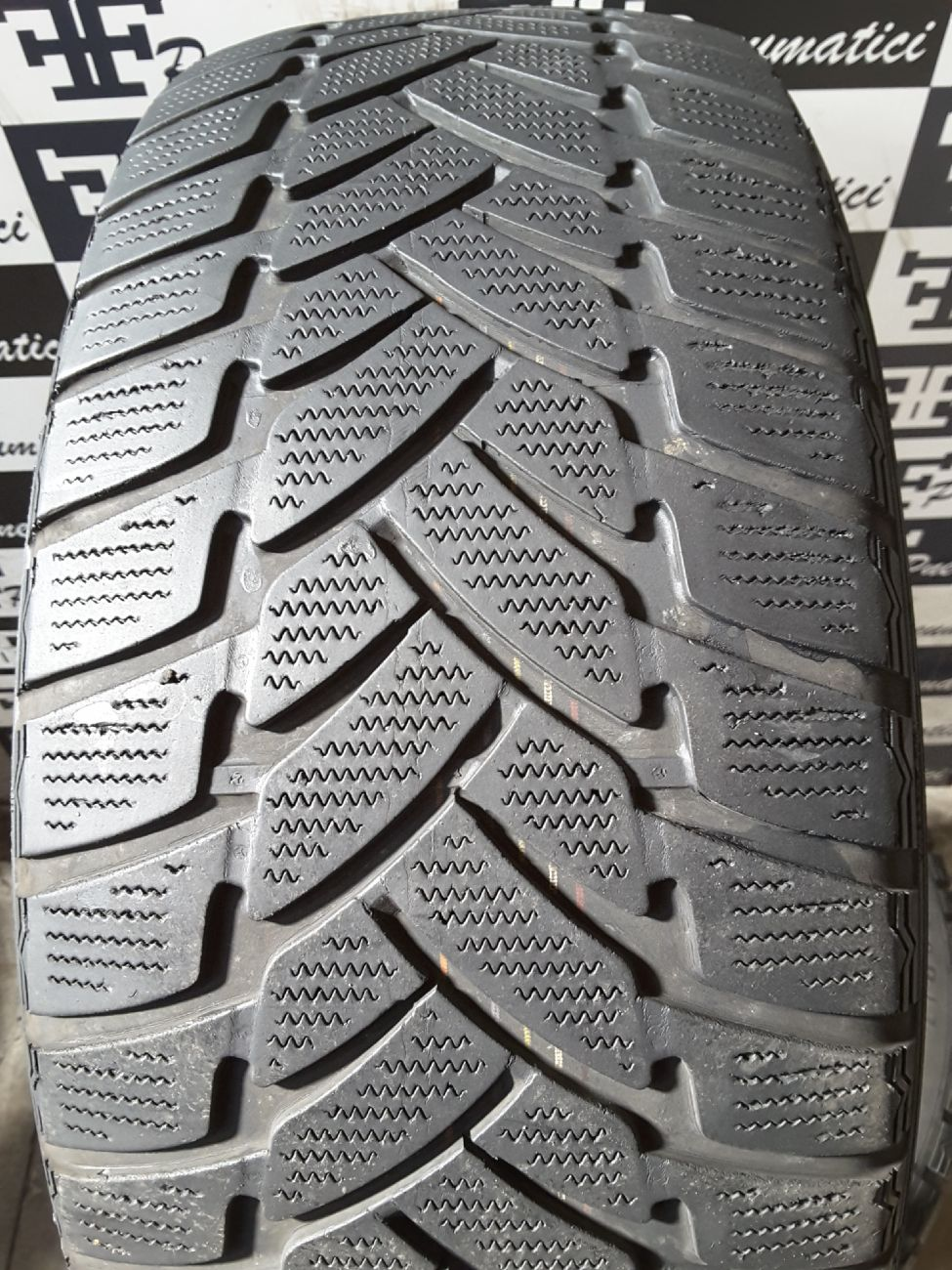 225/50 R17 94H DUNLOP SP WINTER SPORT RUN FLAT